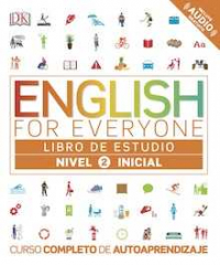 English for everyone Nivel Inicial 2 - Libro de estudio