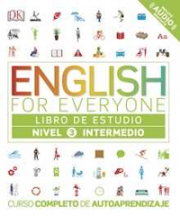 English for everyone Nivel intermedio - Libro de estudio