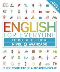 English for everyone Nivel 4 Avanzado - Libro de estudio