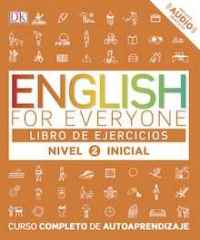 English for everyone Nivel Inicial 2 - Libro de ejercicios