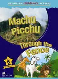 MCHR 6 Machu Picchu: Throug the Fence (6 Prim)