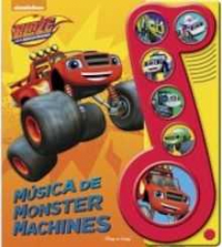 Música de monster machines