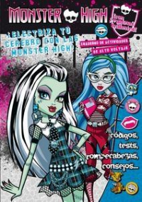 Monster High. Electriza tu cerebro