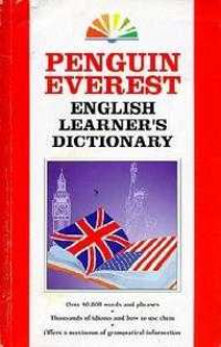 Penguin Everest English Learning Dictionary