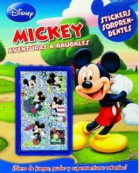 Mickey Mouse. Aventuras a raudales