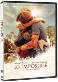 DVD Lo Imposible Warner