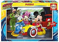 Puzzle 100 Mickey and the roadster racers