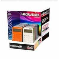 Calculadora Dual DL 79011 Color