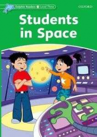 Dolphin read 3 students in space