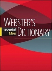 Webster s Essential Mini Dictionary