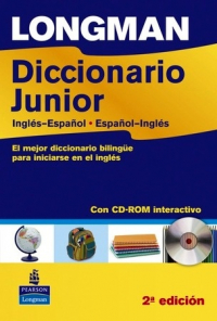 Diccionario Junior Ingl-esp c/cd Logman