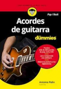 Acordes de guitarra pop-rock para Dummies