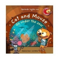 Cat and Mouse. Go under the sea!